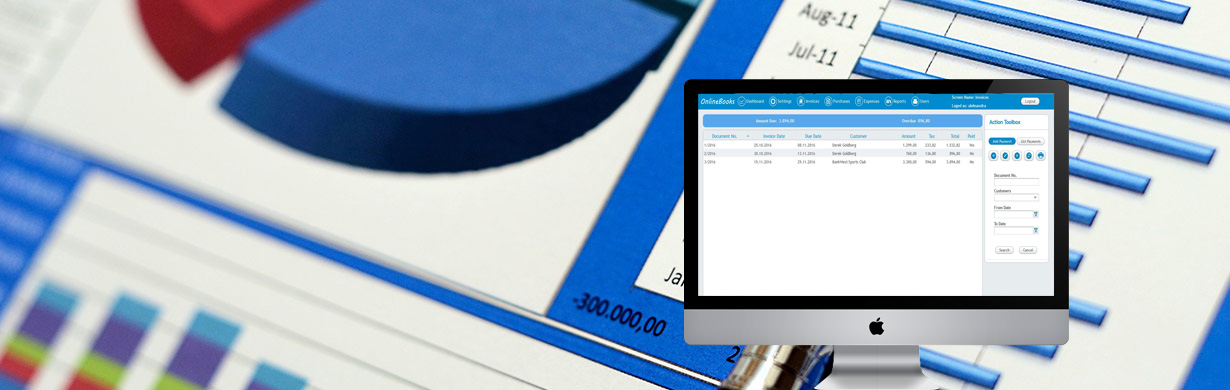 OnlineBooks - Cloud Accounting Software